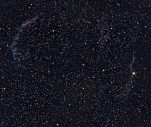 NGC6960, NGC6992