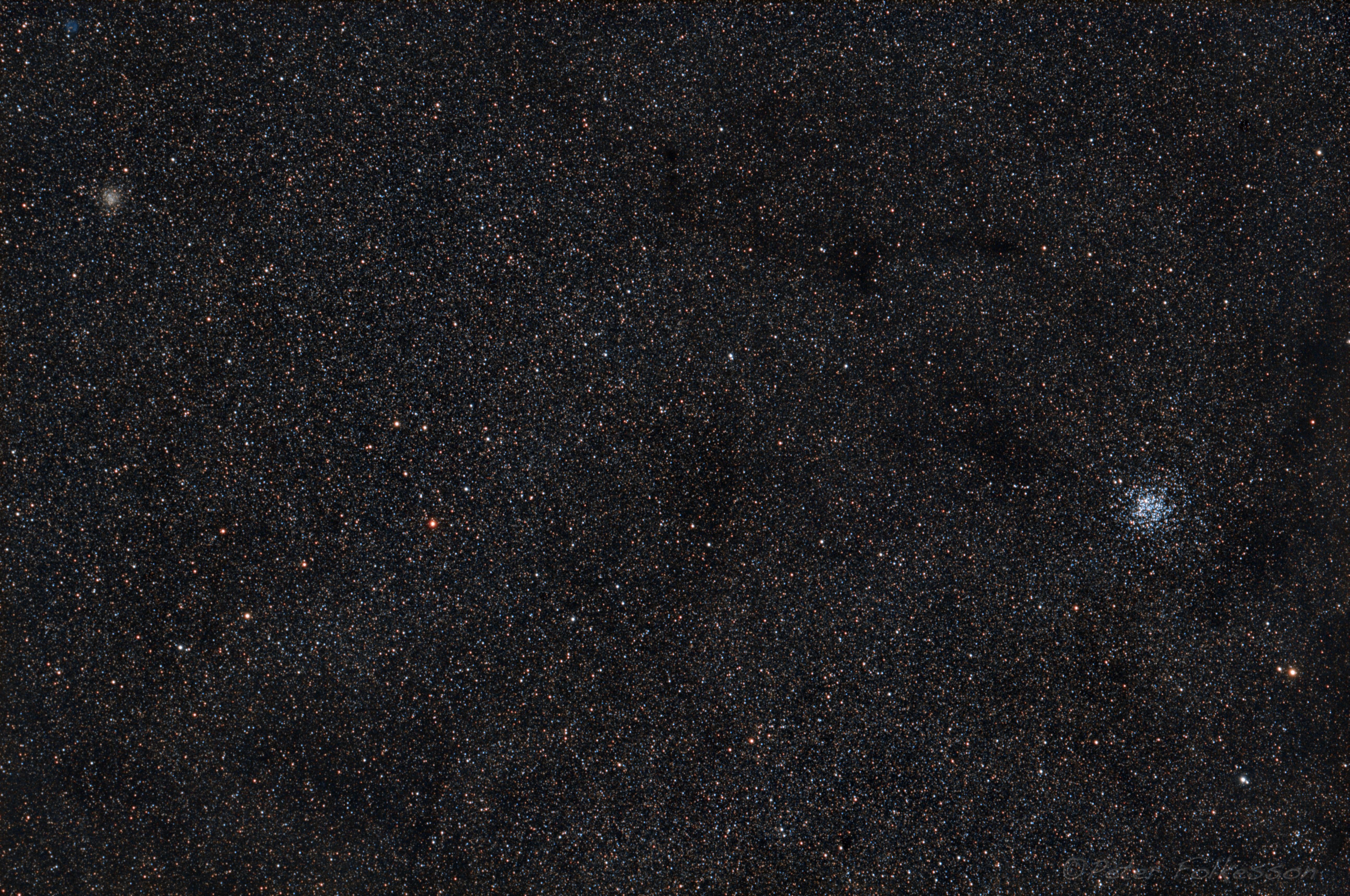 M11, NGC6712, IC1295