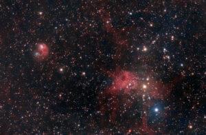 NGC1931, IC417