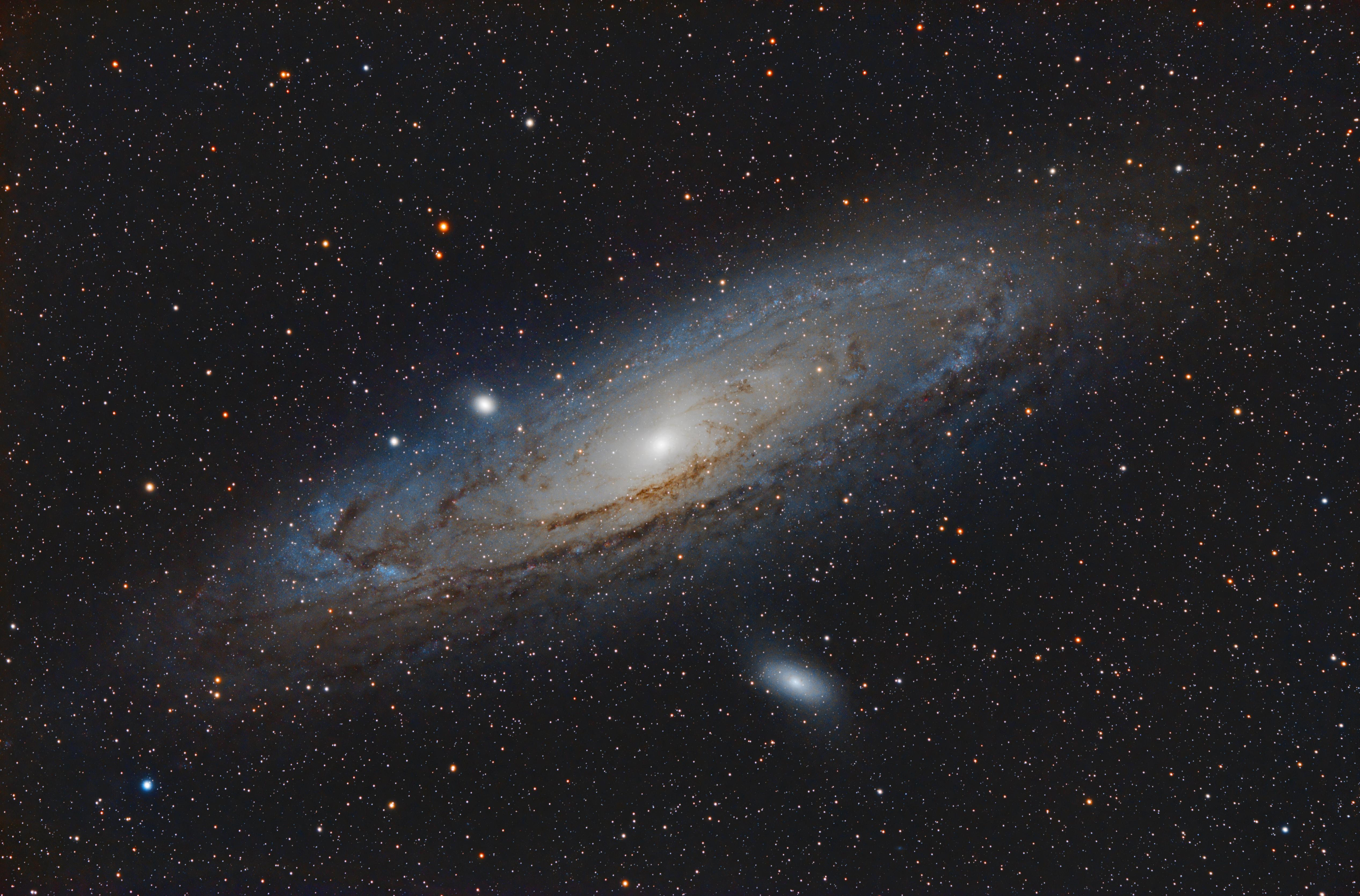 M31, M32, M110 - 2015