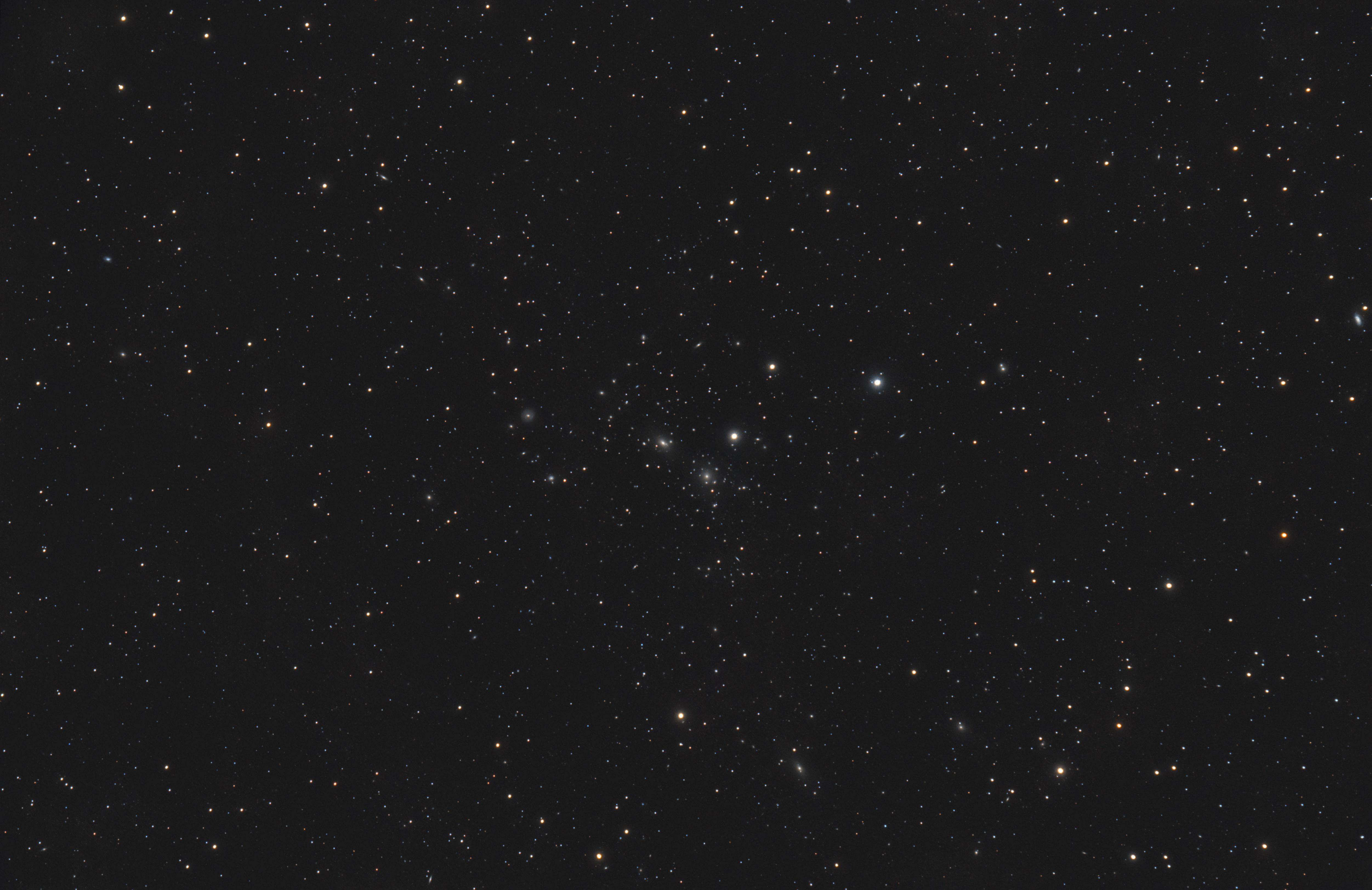 Coma Cluster - 2016