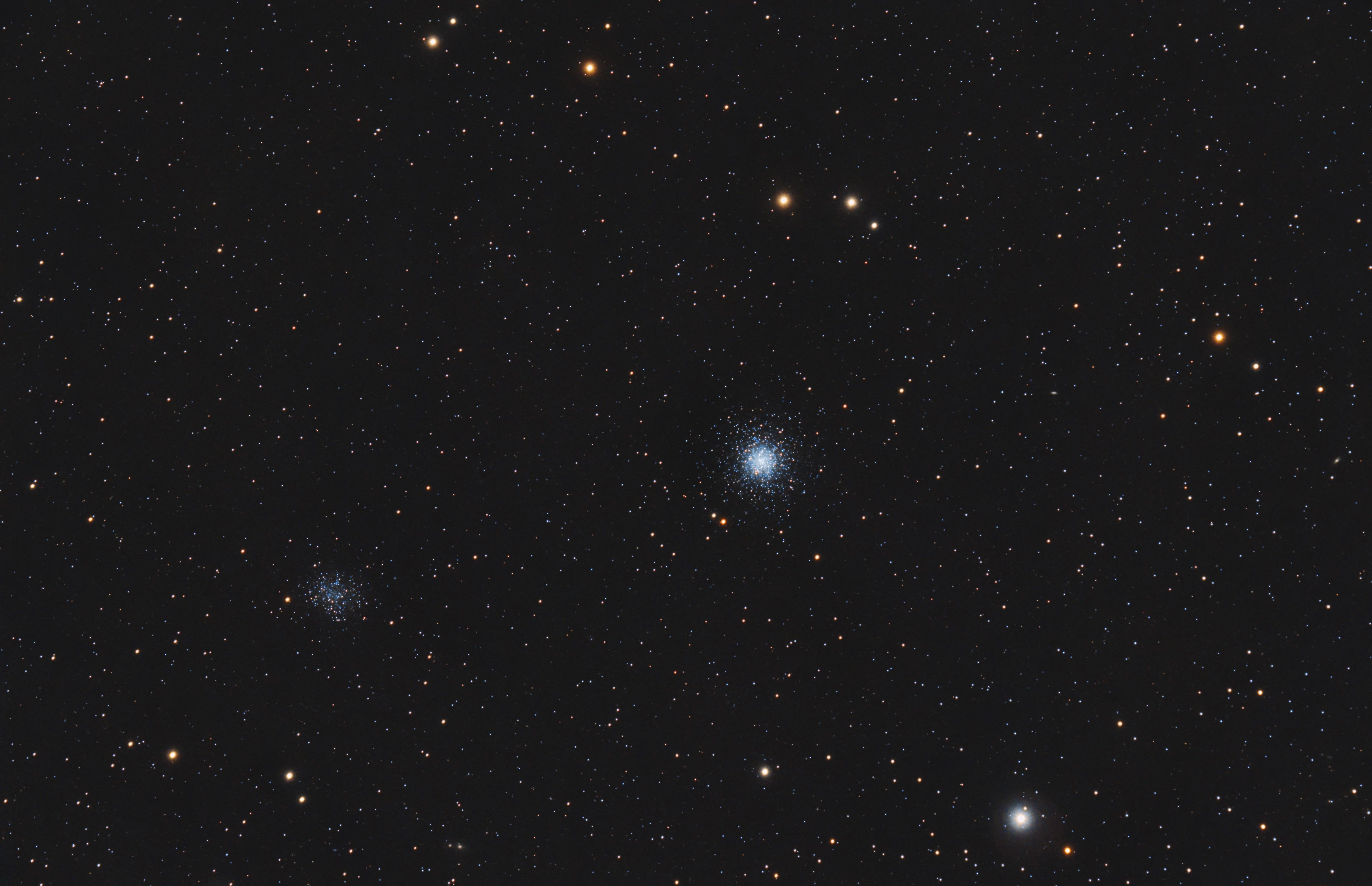 M53, NGC5053 - 2016