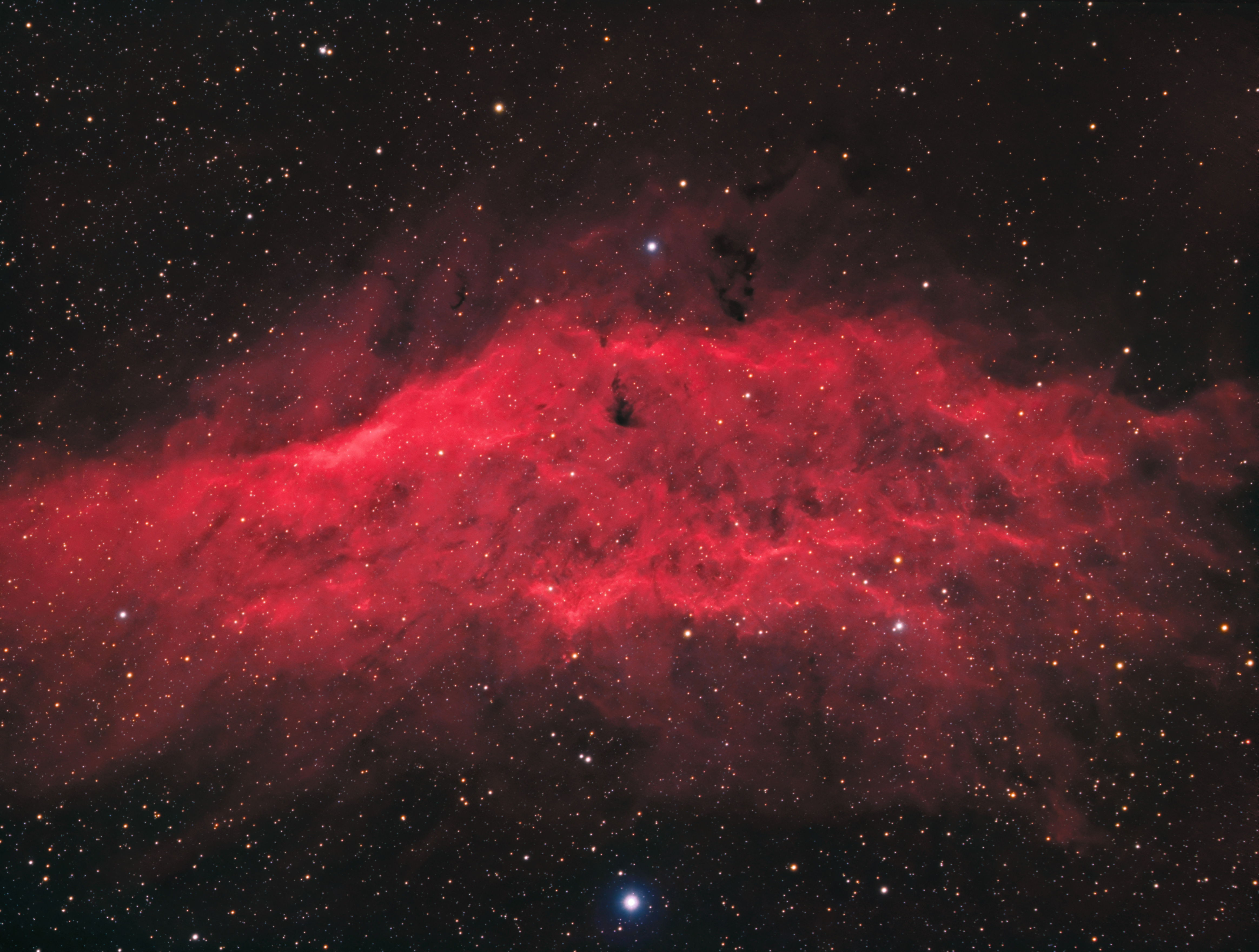 NGC 1499 - California Nebula 2016
